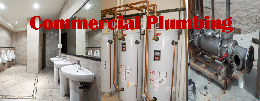 Commercial Plumbing Services Brazoria County
