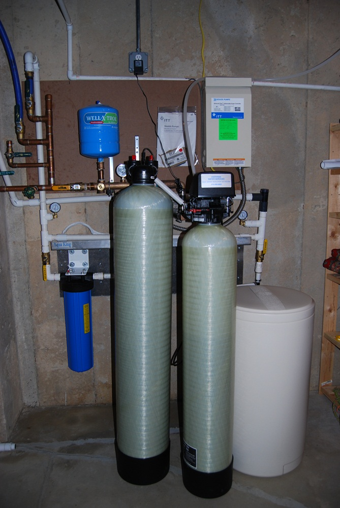 Water Softeners Brazoria County - Install Water Distribution Efficiency Systems, Filtration Systems and Water Softeners