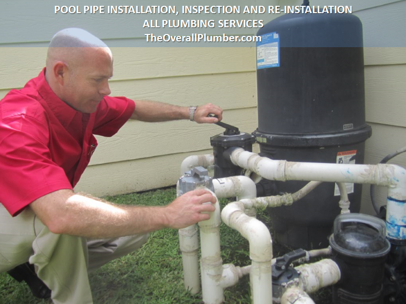 Plumbing Services in Brazoria County - Re Piping Cast Iron Pipes in Homes - The Plumbe